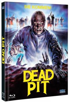 Dead Pit, The - Uncut Mediabook Edition  (DVD+blu-ray) (A)