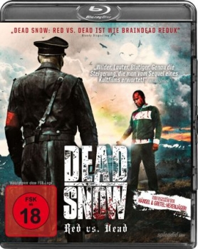 Dead Snow - Red vs. Dead  (blu-ray)