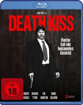 Death Kiss (blu-ray)