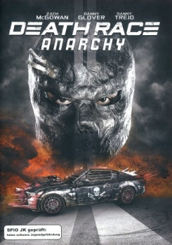 Death Race - Anarchy - Uncut Edition