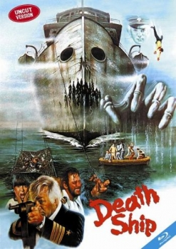 Death Ship - Limited Uncut Edition  (blu-ray)