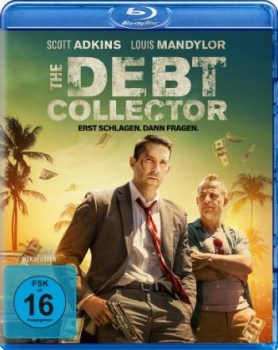 Debt Collector (blu-ray)