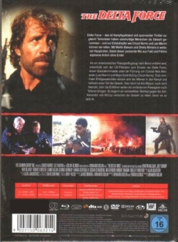Delta Force - Limited Mediabook Edition (DVD+blu-ray) (B)