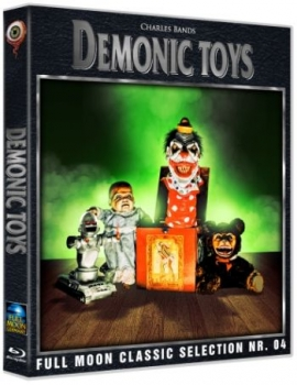 Demonic Toys - Full Moon Classic Selection - Uncut  (blu-ray)
