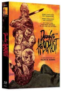 Deodato Holocaust - Uncut Mediabook Edition  (DVD+blu-ray)