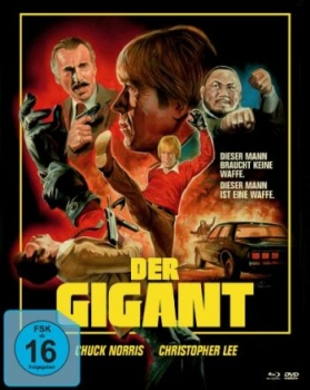 Gigant, Der - An Eye for an Eye - Uncut Mediabook Edition (DVD+blu-ray) (A)