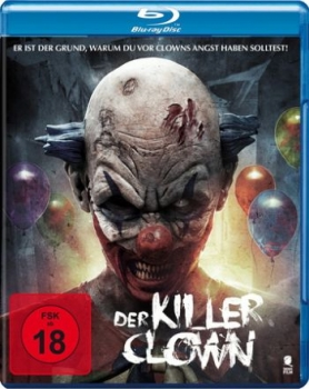 Killerclown, Der - Uncut Edition  (blu-ray)