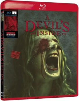 A Devils Inside - Limited Uncut Edition  (bluray)