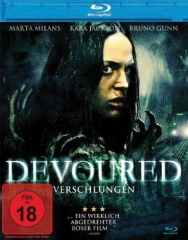 Devoured - Verschlungen  (blu-ray)