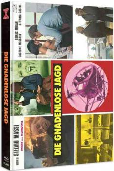 Gnadenlose Jagd, Die - Uncut Eurocult Mediabook Collection  (DVD+blu-ray) (C)