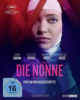 Nonne, Die - Digital Remastered - Special Edition  (blu-ray)