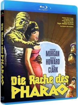 Rache des Pharao, Die - Uncut Edition (blu-ray)