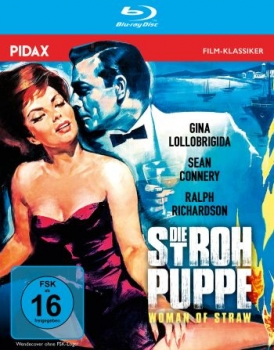 Strohpuppe, Die - Woman of Straw (blu-ray)