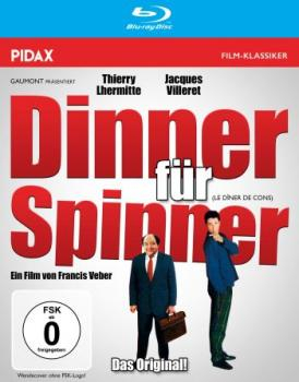 Dinner für Spinner (blu-ray)