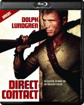 Direct Contact - Uncut Edition  (blu-ray)