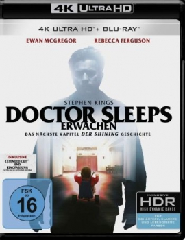 Doctor Sleeps Erwachen (4K Ultra HD)