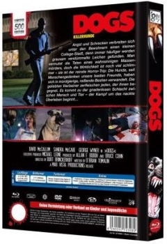 Dogs - Killerhunde - Limited Mediabook Edition  (DVD+blu-ray) (84)