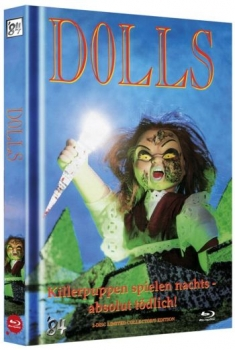 Dolls - Uncut Mediabook Edition  (DVD+blu-ray) (B)