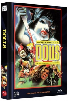 Dolls - Uncut Mediabook Edition  (DVD+blu-ray) (C)