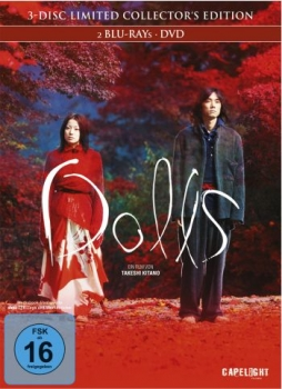 Dolls - Limited Mediabook Edition  (DVD+blu-ray)