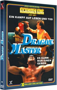 Kickboxer King - Dragon Master - Uncut X-Cellent Collection