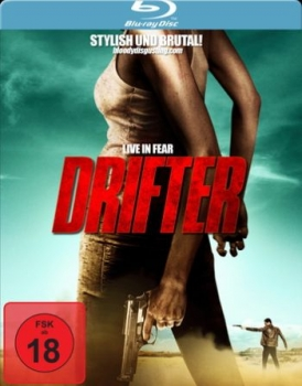 Drifter - Live in Fear (blu-ray)