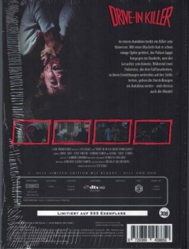 Drive-In Killer - Uncut Mediabook Edition  (DVD+blu-ray) (B)