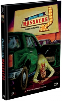 Drive-In Massacre - Uncut Mediabook Edition  (DVD+blu-ray) (A)