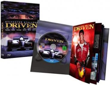 Driven - Uncut Mediabook Edition  (DVD+blu-ray) (A)