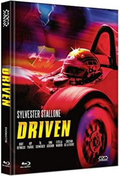 Driven - Uncut Mediabook Edition  (DVD+blu-ray) (B)