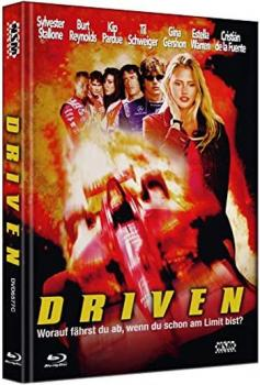 Driven - Uncut Mediabook Edition  (DVD+blu-ray) (C)