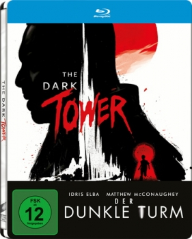 Dunkle Turm, Der - Limited Steelbook Edition  (blu-ray)