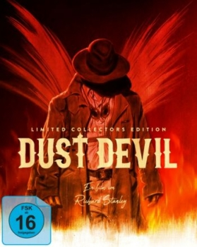 Dust Devil - The Final Cut - Uncut Special Edition  (DVD+blu-ray)