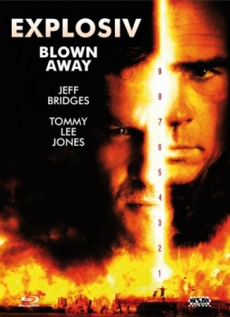 Explosiv - Blown Away - Limited Mediabook Edition  (DVD+blu-ray) (C)