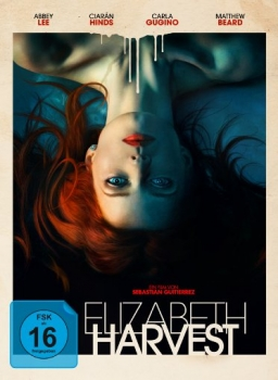 Elizabeth Harvest - Limited Mediabook Edition (DVD+blu-ray)