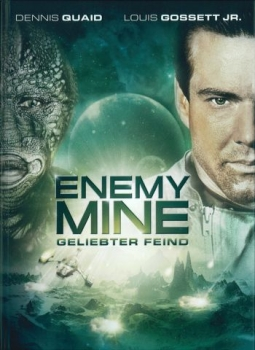 Enemy Mine - Geliebter Feind - Uncut Mediabook Edition  (DVD+blu-ray) (A)