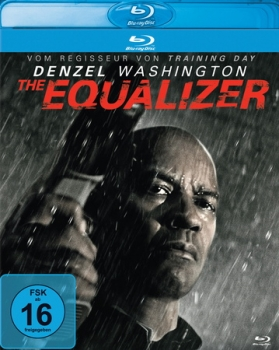 Equalizer, The  (blu-ray)