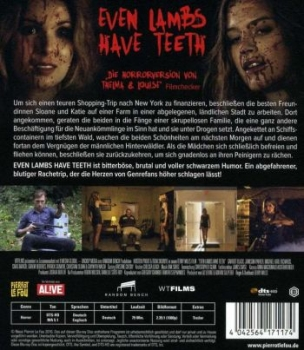 Even Lambs Have Teeth  (blu-ray)