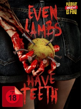 Even Lambs Have Teeth - Uncut Mediabook Edition  (DVD+blu-ray)