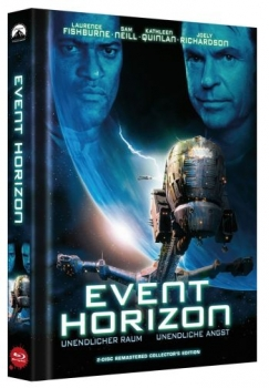 Event Horizon - Limited Mediabook Edition  (DVD+blu-ray) (A)