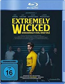 Extremely Wicked, Shockingly Evil and Vile (blu-ray)