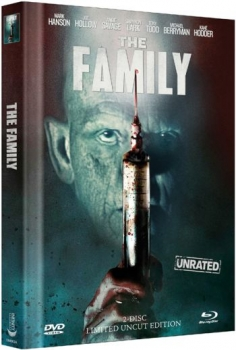 Family, The - Cut - Uncut Mediabook Edition  (DVD+blu-ray) (A)
