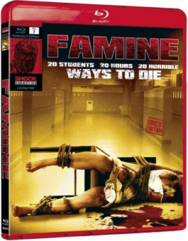 Famine - Limited Uncut Edition  (blu-ray)