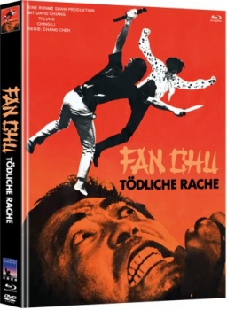 Fan Chu - Tödliche Rache - Limited Mediabook Edition (DVD+blu-ray)