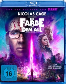 Farbe aus dem All, Die - Color Out of Space (blu-ray)