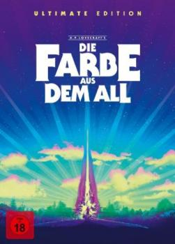 Farbe aus dem All, Die - Color Out of Space - Ultimate Edition  (blu-ray+4K Ultra HD)