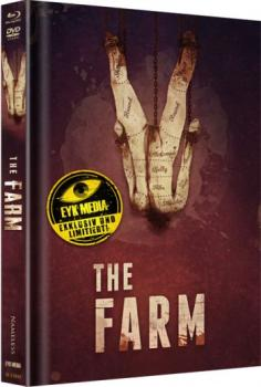 Farm, The - Uncut Mediabook Edition  (DVD+blu-ray) (Cover Body)