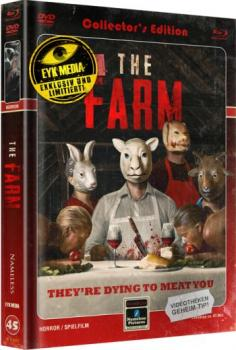 Farm, The - Uncut Mediabook Edition  (DVD+blu-ray) (Cover Retro)