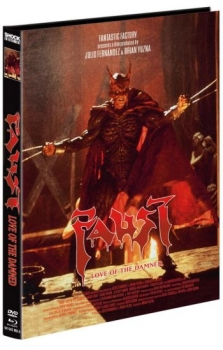 Faust - Love of the Damned - Uncut Mediabook Edition  (DVD+blu-ray) (A)