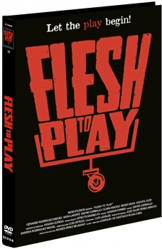 Flesh to Play - Uncut Mediabook Edition (B)